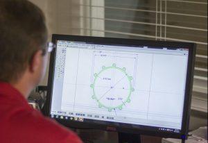 CAD drawing brian