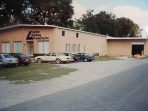 vsp building in 1983