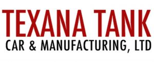 texana tank car and manufacturing logo
