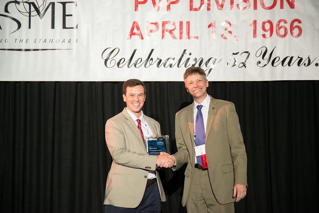 karson clark asme award