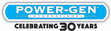 power gen international 30 year anniversary logo