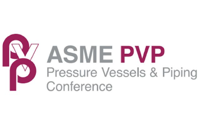 asme pressure vessels and piping conference logo