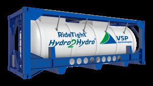ridetight hydro 2 hydro tank logo