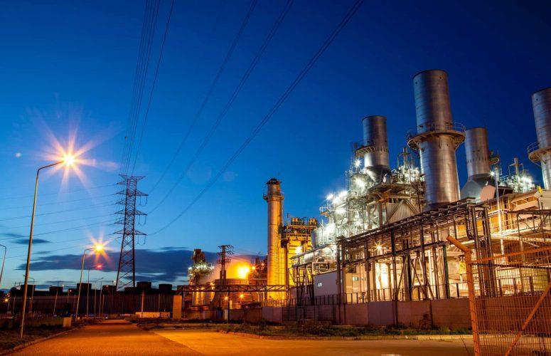 power plant hero image
