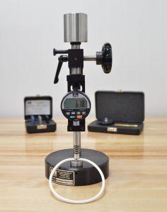 O-Ring durometer gauge